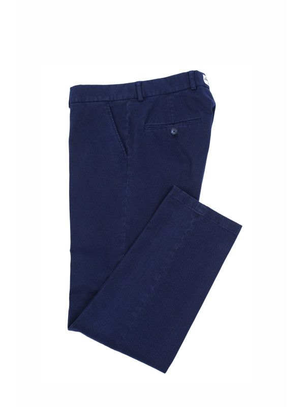 Pantaloni Seroussi  ORESTE FOUR SOLID PR.D1937 V1 GRIGIO/ BLUE 28423
