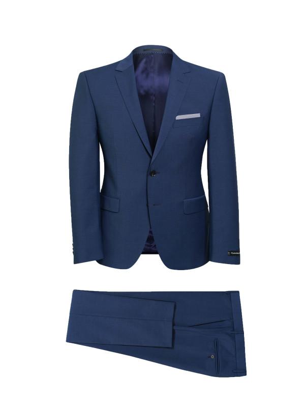 Costum Albastru Paolo Rossi