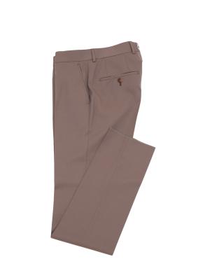 Pantaloni Pipe Bronz Seroussi