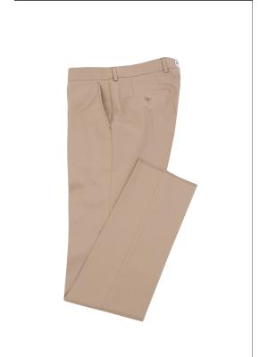 Pantaloni Pipe Seroussi Crem