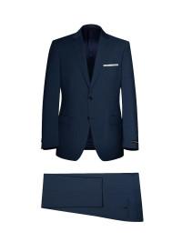 Costum Barbati bleumarin Paolo Rossi